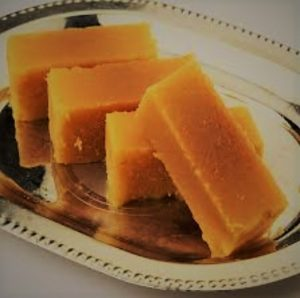 Mysore Pak (Photo Credit: Times Food)